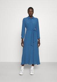 WEEKEND MaxMara - PULVINO - Maxi dress - dusty blue - 0