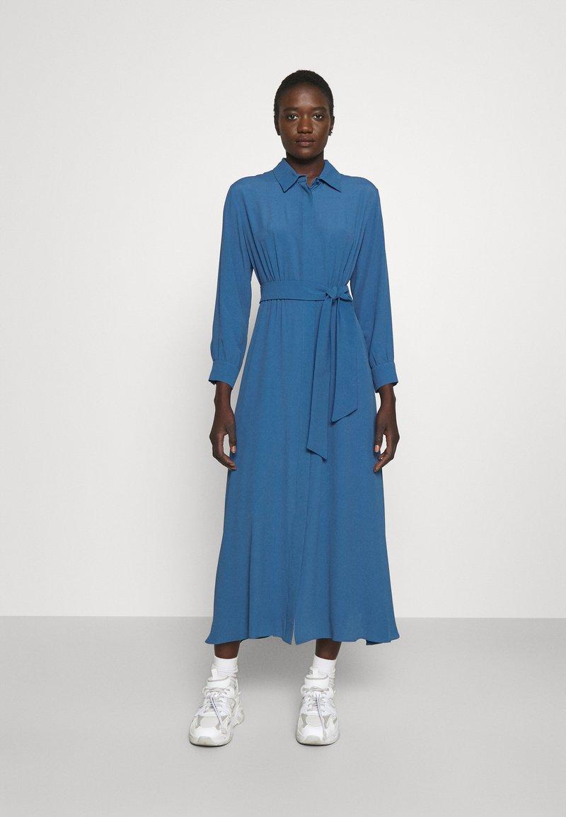 WEEKEND MaxMara - PULVINO - Maxi dress - dusty blue