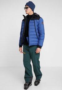 Haglöfs - STIPE PANT MEN - Spodnie narciarskie - mineral - 1