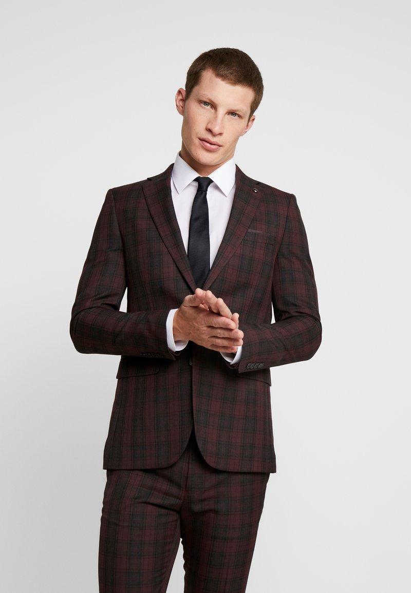 Burton Menswear London - TARTAN - Colbert - red