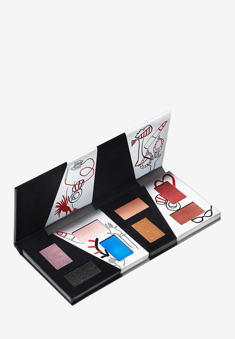 MAC - CRUELLA EYESHADOW X 8 - Eyeshadow palette - mixed