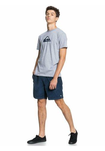 COMP LOGO  - T-shirt imprimé - athletic heather