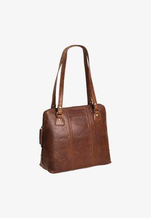 ELLY  - Handbag - cognac