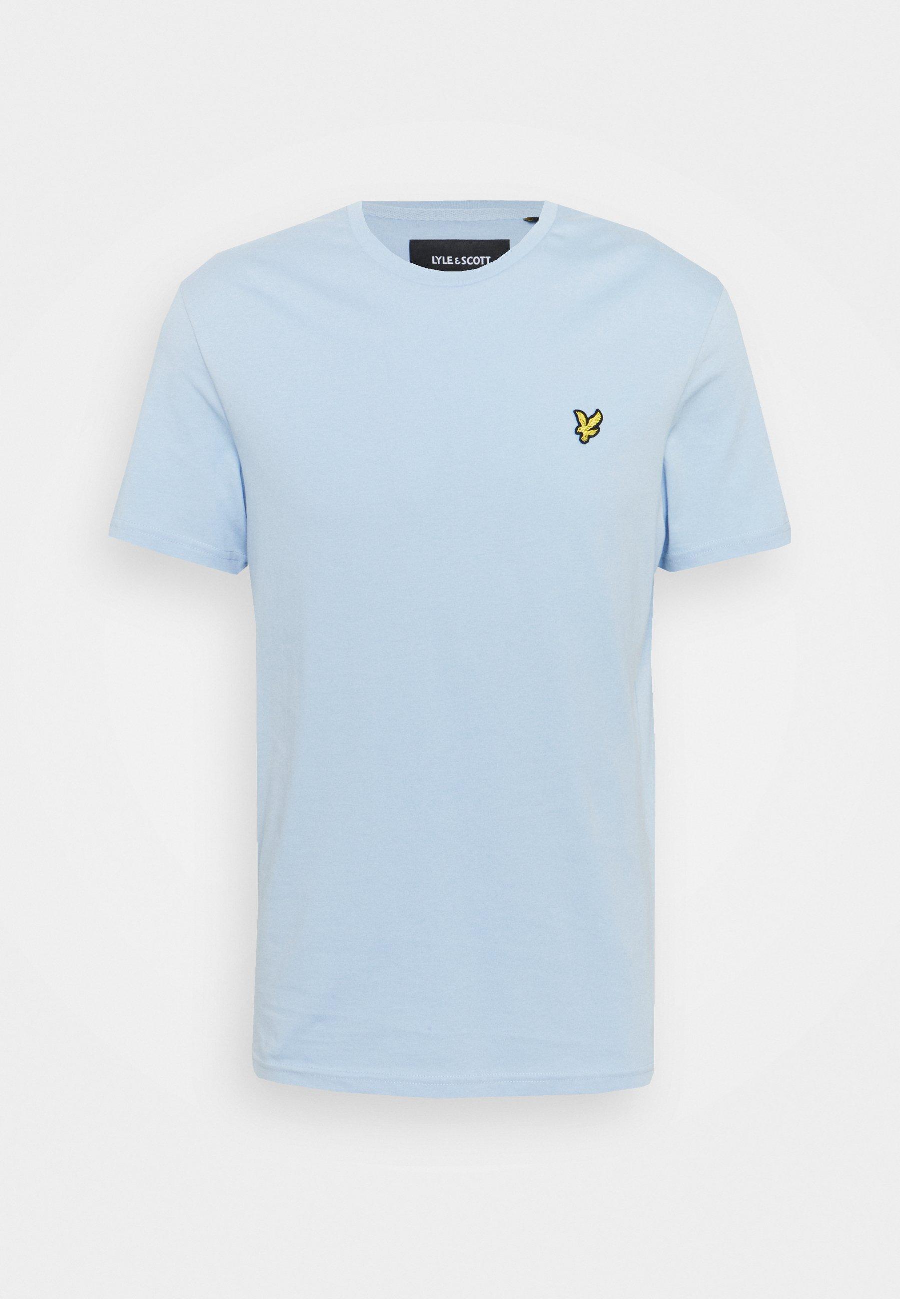 Herrer PLAIN - T-shirts basic
