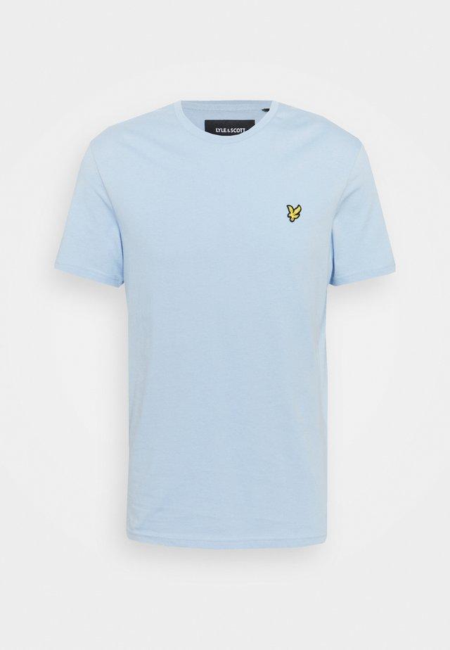 PLAIN - T-shirt basic - light blue
