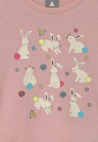 GAP - TODDLER GIRL - Triko spotiskem - pink bunny - 2