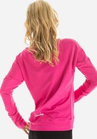 Winshape - LONGSLEEVE - Sweatshirt - pink - 2