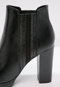Anna Field - High heeled ankle boots - black - 5