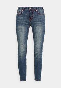 JENNIE MID RISE SUPER CANYON FOG - Jeans Skinny Fit - canyon fog
