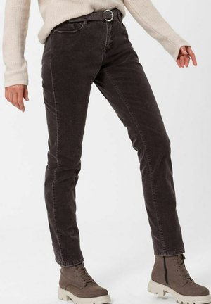 STYLE MARY - Trousers - faded espresso