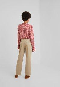 Polo Ralph Lauren - MONTAUK - Pantalon classique - surrey tan - 2