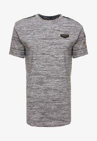 Supply & Demand - HOLT  - T-shirts print - grey marl - 4