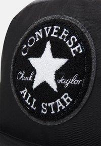 Converse - CHENILLE DAY PACK UNISEX - Rucksack - black - 3