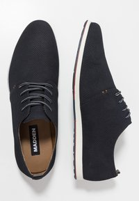 Madden by Steve Madden - BAILL - Casual lace-ups - navy - 1