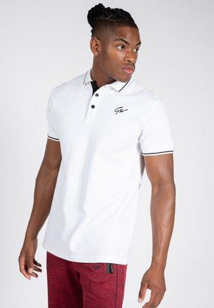 DELANO - Poloshirt - white