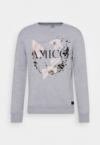 AMICCI - SCICILY  - Sweatshirt - grey marl - 4