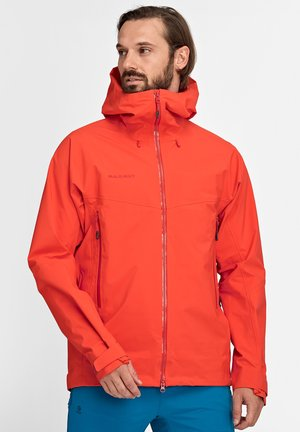 CRATER PRO - Waterproof jacket - spicy