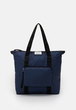 GWENETH FOLD BAG - Shoppingveske - blue nights