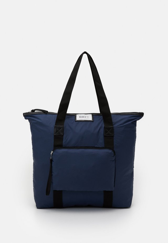 GWENETH FOLD BAG - Shopping bags - blue nights