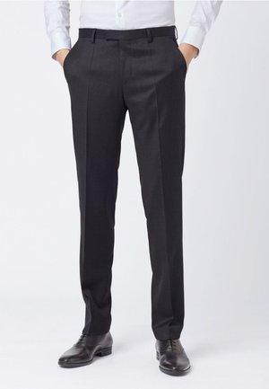 LENON1 - Suit trousers - dark grey