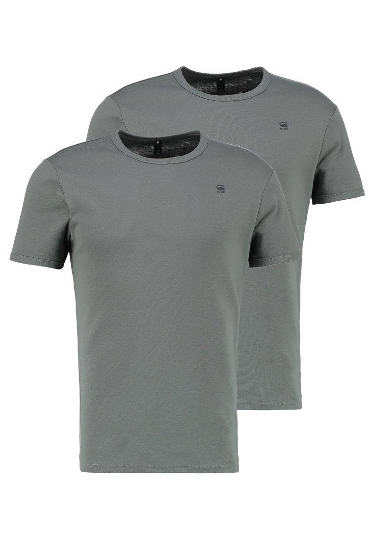 Men BASE 2 PACK  - Basic T-shirt - orphus