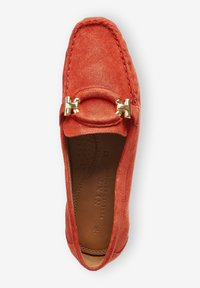 Next - HARDWARE DRIVER  - Moccasins - red - 3