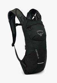 Osprey - KATARI  - Hiking rucksack - black - 0
