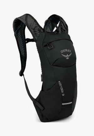 KATARI  - Hiking rucksack - black