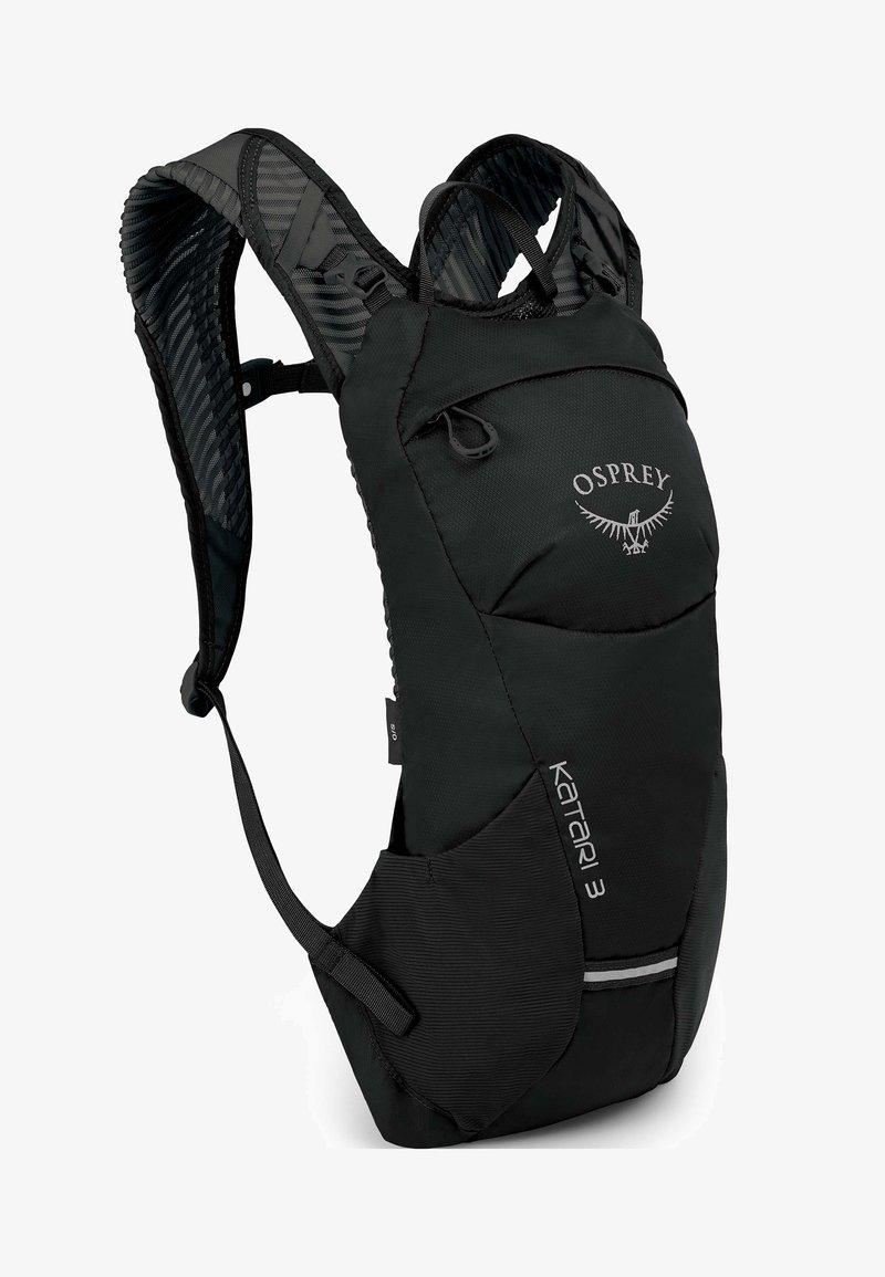 Osprey - KATARI  - Hiking rucksack - black
