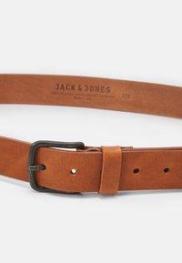 Jack & Jones - JACELLIOT BELT - Belt - cognac - 2