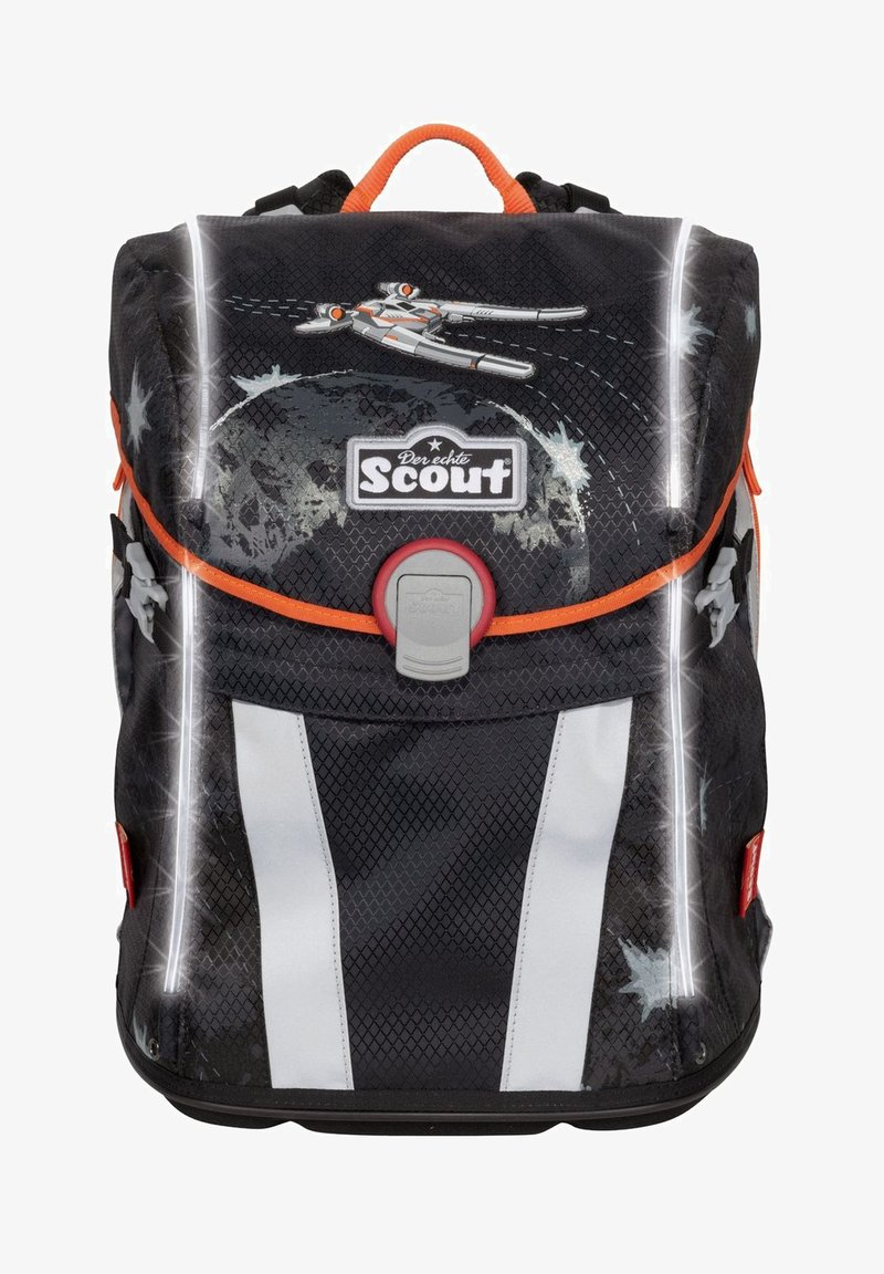 Scout - SAFETY LIGHT SUNNY  - Set zainetto - space command