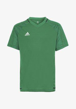 TIRO 17  - Sportswear - green/black/white