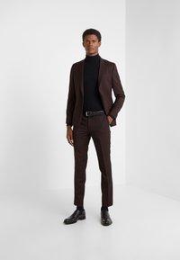 HUGO - Suit jacket - dark red - 1