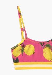 Claesen's - GIRLS SET - Bikini - pink/yellow - 3