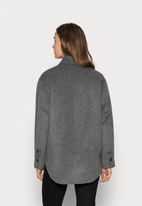 ARKET - SHIRT - Blus - grey melange - 2