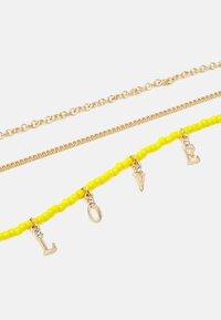 Fire & Glory - FGVICKY BRACELET 5 PACK - Bracelet - gold-coloured/multi - 2