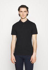 Jack & Jones - JJEBASIC 2 PACK  - Polo shirt - black - 3