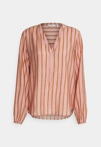 b.young - BXHAVI BLOUSE  - Long sleeved top - old rose mix - 4