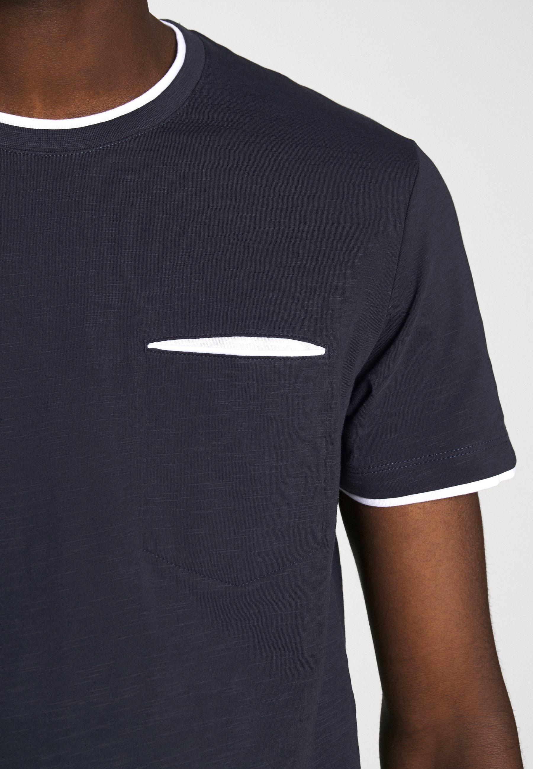 Esprit Basic T-shirt - navy 4Vnnu