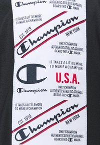 Champion - FULL ZIP - Træningsjakker - black - 7