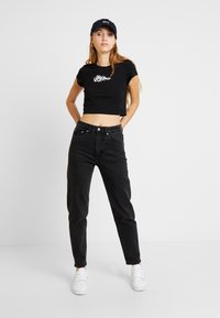 Weekday - LASH - Jeans relaxed fit - echo black - 1