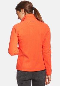 Jeff Green - ANNE - Fleece jacket - orange - 2