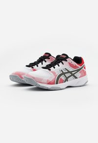 ASICS - GEL-TACTIC 2 - Volleyball shoes - white/gunmetal - 1