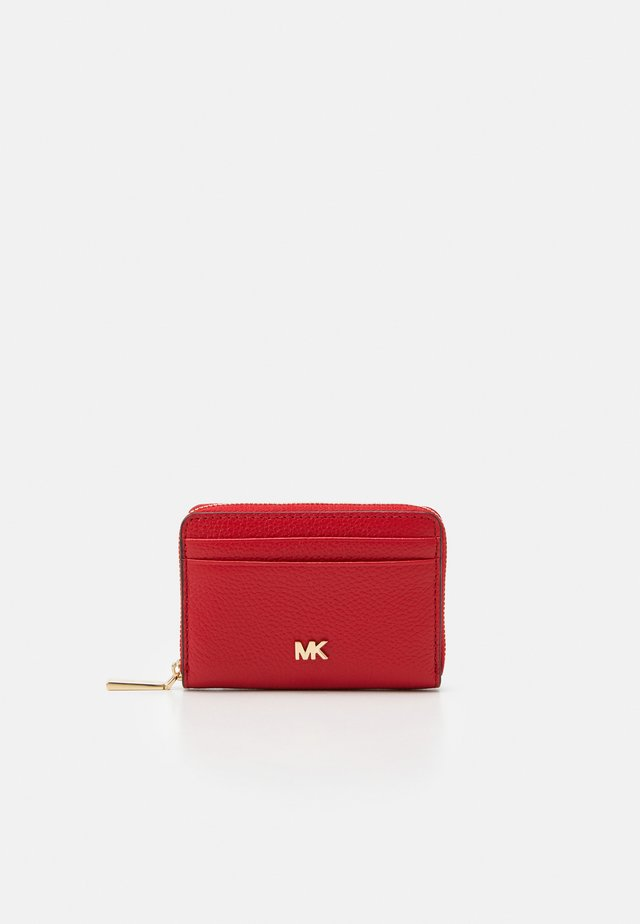 MOTTZA COIN CARD CASE - Monedero - bright red