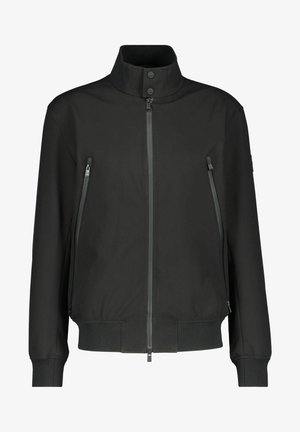 Training jacket - schwarz