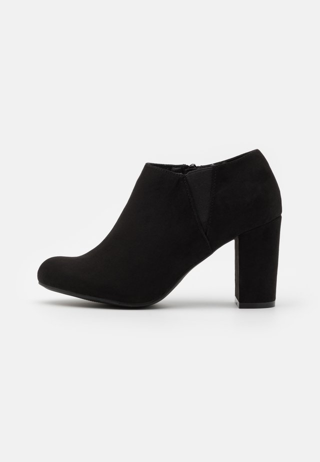 WIDE FIT BINGO - Classic heels - black