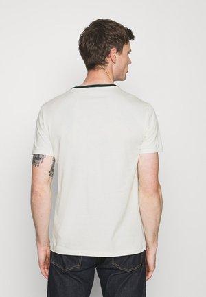 T-shirt - bas - chic cream