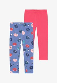 Staccato - THERMON KID 2 PACK  - Pantalones deportivos - sky blue shugar red - 3
