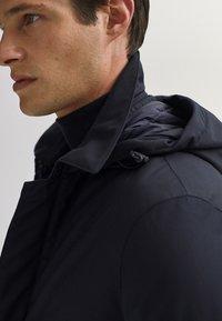 Massimo Dutti - 03421243 - Down jacket - dark blue - 4