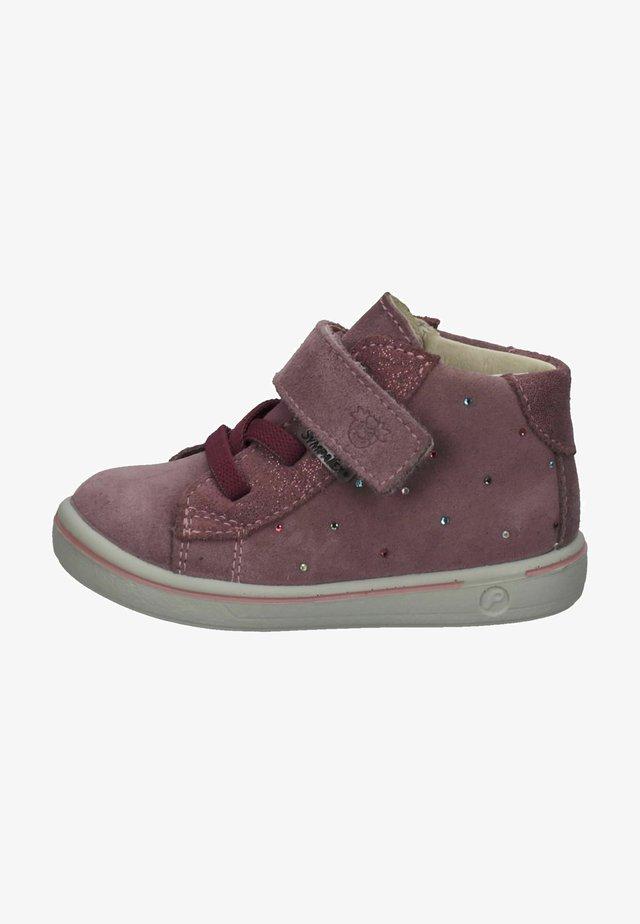 Chaussures premiers pas - sucre